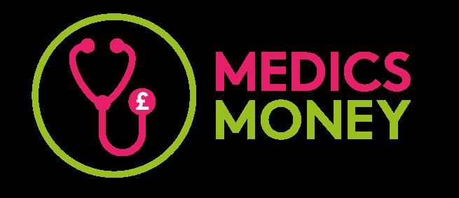 Medics Money Logo